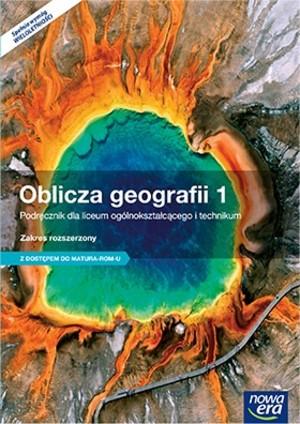 oblicza geografii podręcznik dla liceum ogólnokształcącego i technikum