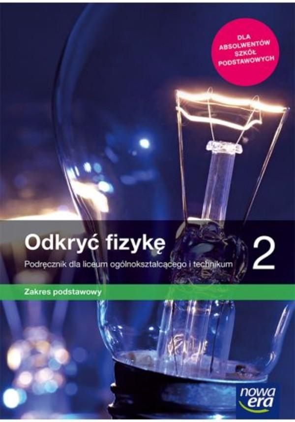 podręcznik do fizyki odkryć fizykę