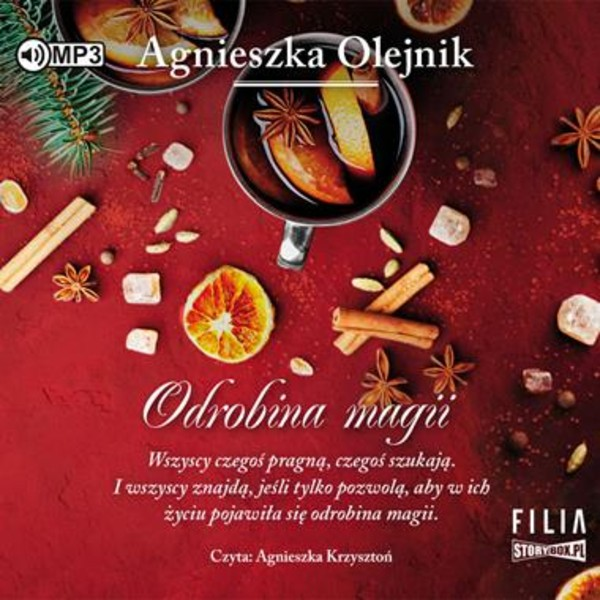 Odrobina magii Audiobook CD