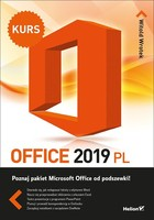 Office 2019 PL Kurs - Witold Wrotek
