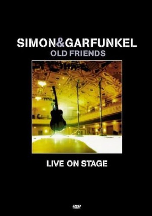Old Friends Live On Stage (DVD)