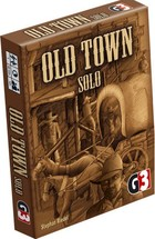 G3 Gra Old Town Solo -
