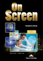 On Screen. Student's Book. A2+/B1 + DigiBook