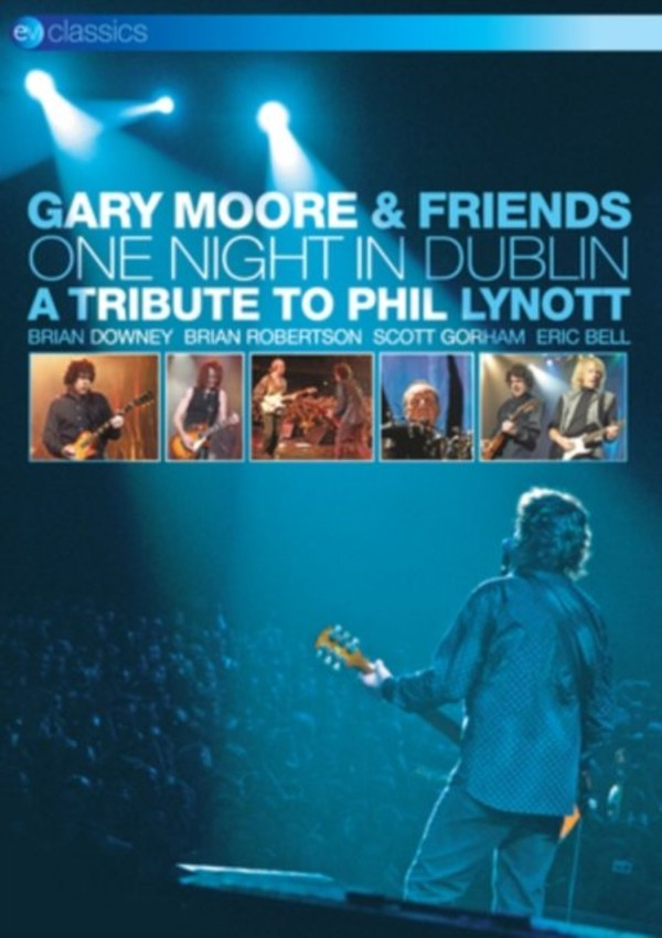 One Night In Dublin: A Tribute To Phil Lynott (DVD)