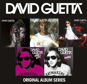 Original Album Series: David Guetta