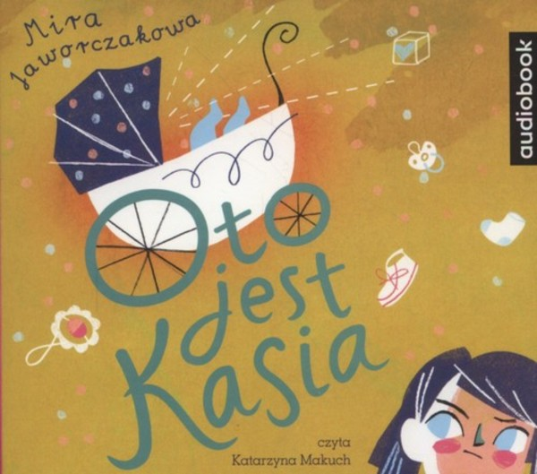 Oto jest Kasia audiobook MP3