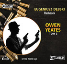 Flashback Owen Yeates Tom 3 Książka audio MP3 - Eugeniusz Dębski
