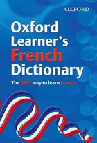 Oxford Learner`s French Dictionary - PRACA ZBIOROWA