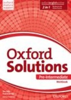 Oxford Solutions - Pre-Intermediate Workbook Zeszyt ćwiczeń with Online Practice Pack - Paul A. Davies, Tim Falla, Joanna Sobierska