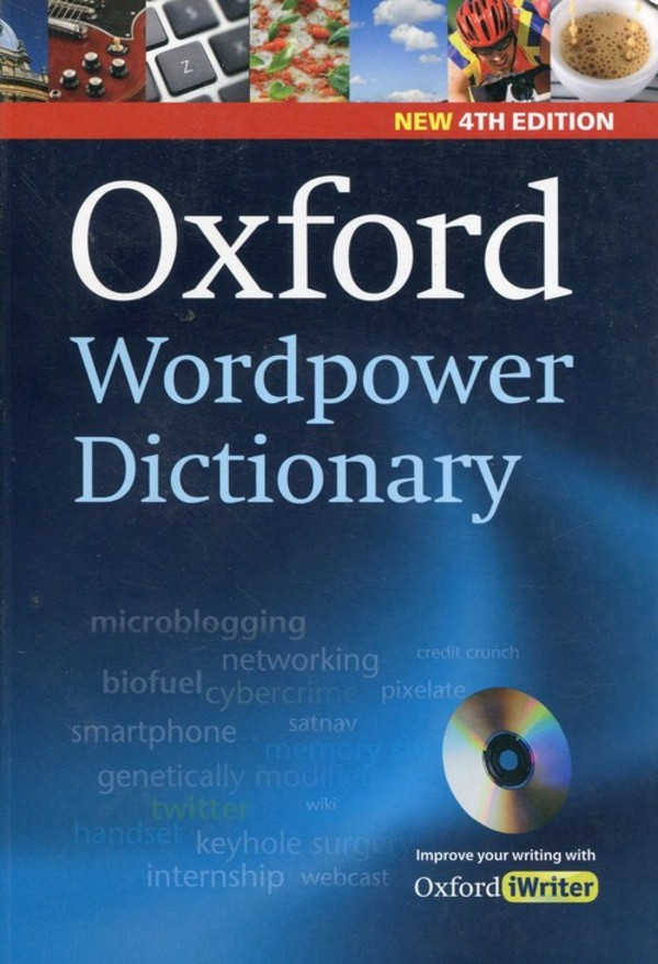 Oxford Wordpower Dictionary + CD