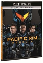 Pacific Rim: Rebelia (4K Ultra HD) - Steven S. DeKnight
