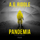 Pandemia - mp3 - A. G. Riddle