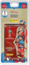 Panini FIFA World Cup Russia 2018 Adrenalyn XL Blister 5+1 -