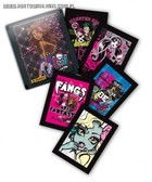 Panini Monster High - 25 naklejek -