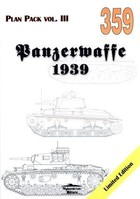 Panzerwaffe 1939 Plan Pack vol. III Nr 359