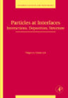 Particles at Interfaces