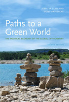 Paths to a Green World - Peter Dauvergne, Jennifer Clapp
