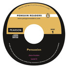 Persuasion Book/CD Pack Level 2 2e - Jane Austen