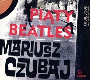 Piąty beatles Audiobook CD mp3