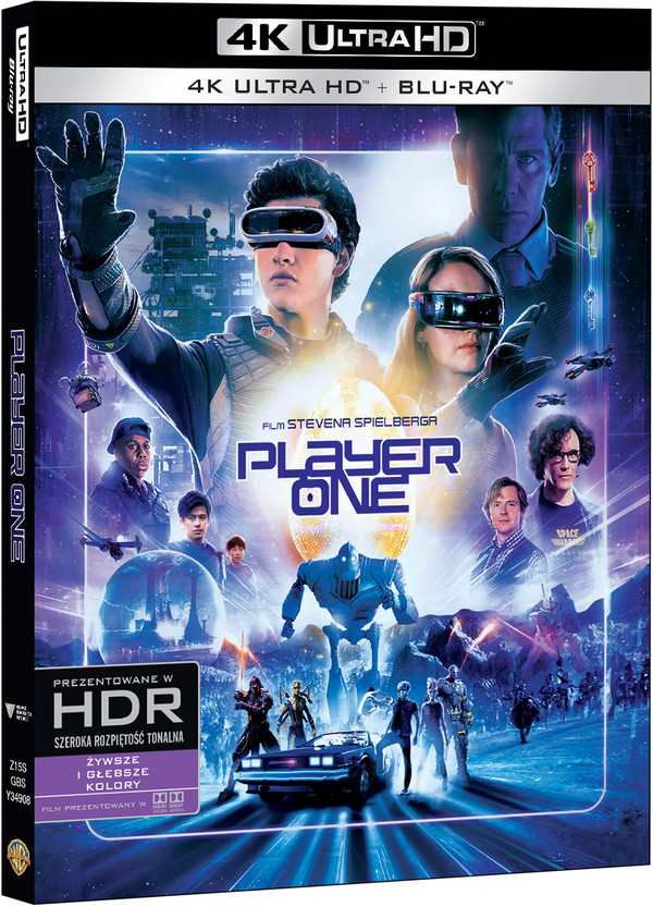 Player One (4K Ultra HD)