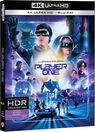 Player One (4K Ultra HD) - Steven Spielberg