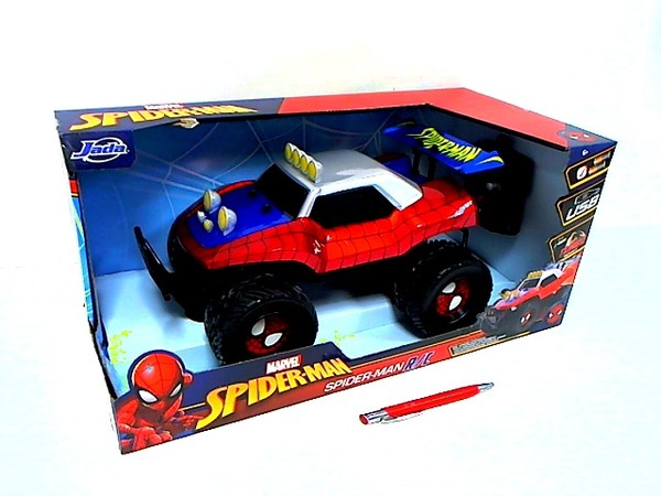 Simba Pojazd Marvel RC Spiderman Spiderman Buggy 1/14