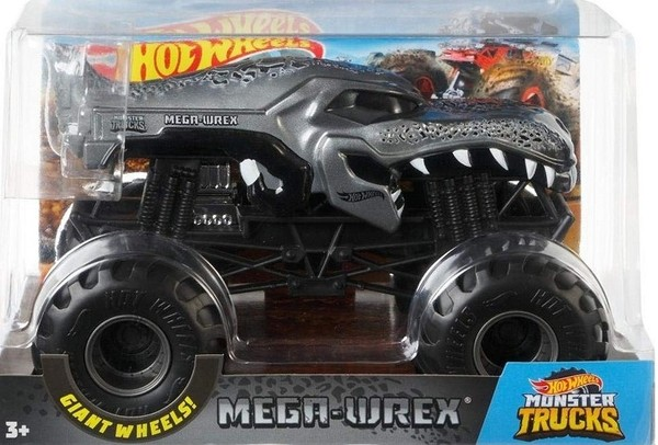 Hot Wheels Pojazd Monster Trucks Mega Wrex FYJ83/GCX18