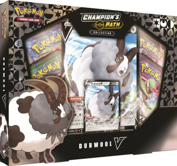 Pokemon TCG: 3.5 Champions Path - Vbox September Dubwoll