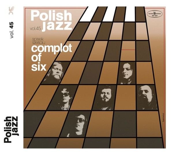 Polish Jazz: Complot of Six (Reedycja) (vinyl) vol. 45