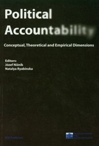 Political accountability Conceptual, Theoretical and Empirical Dimensions