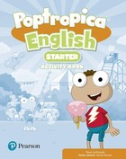Poptropica English Starter Activity Book Zeszyt ćwiczeń