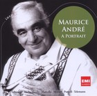 Portrait - Maurice Andre
