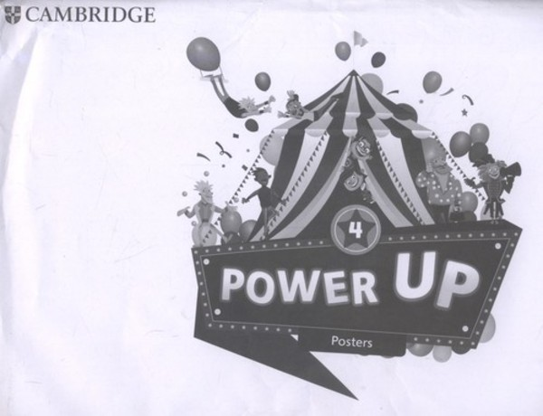 Power Up 4. Posters
