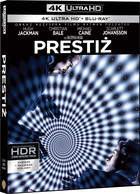 Prestiż (4K Ultra HD) - Christopher Nolan