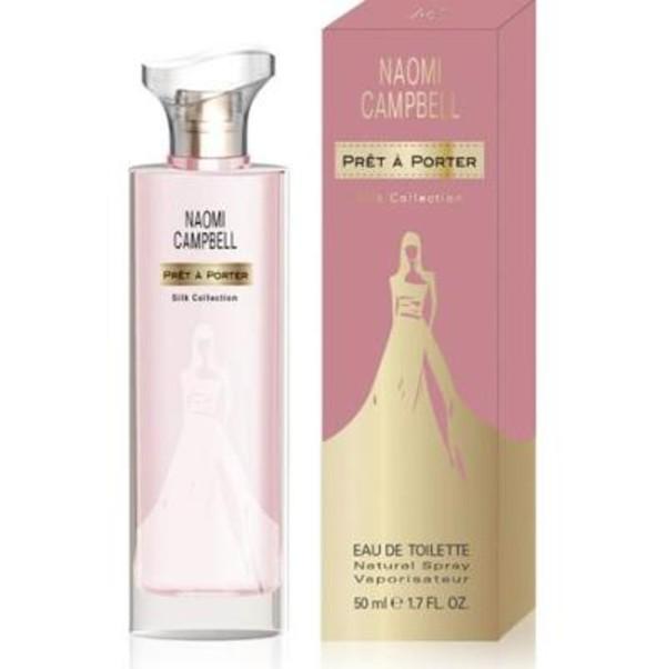 0ed97218d5747 Naomi Campbell Pret A Porter Silk Collection woda toaletowa 50 ml ...