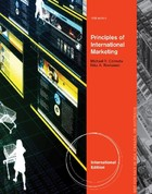 Principles Of International Marketing - Ilkka A. Ronkainen