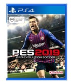 Gra Pro Evolution Soccer 2019 (PS4) -