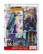 Project Mc2 Eksperyment z lalką Camryn`s nail polish -
