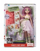 Project Mc2 Eksperyment z lalką Ember`s Fairy Wings -