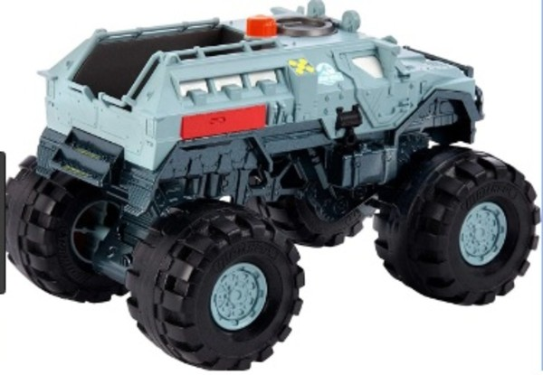 Mattel Jurrasic World Auto terenowe FMY48