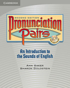 Pronunciation Pairs Students Book + CD - Ann Baker
