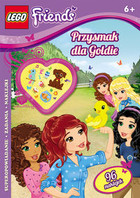 Przysmak Goldie. LEGO Friends