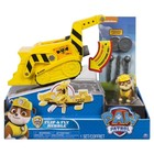 Psi Patrol Flip and Fly Pojazd z figurką Rubble 6037883/20088698 -