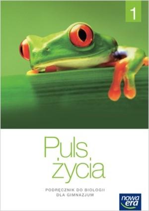 biologia puls życia 1 gimnazjum podręcznik
