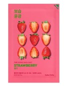 Pure Essence Mask Sheet - Strawberry -