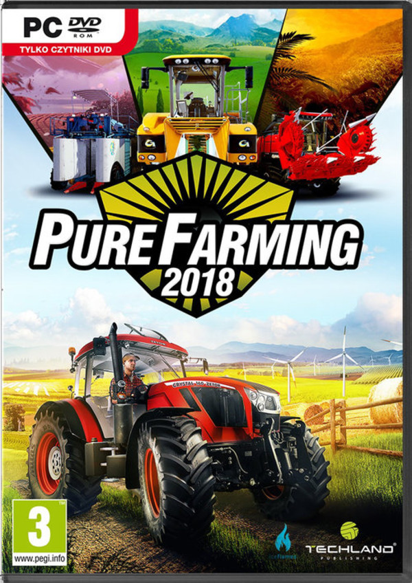 Gra Pure Farming 2018 (PC)