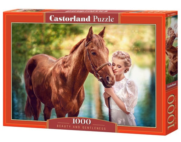 Castorland Puzzle Beauty and Gentleness