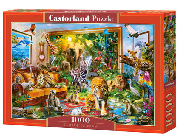 Castorland Puzzle Coming to Room
