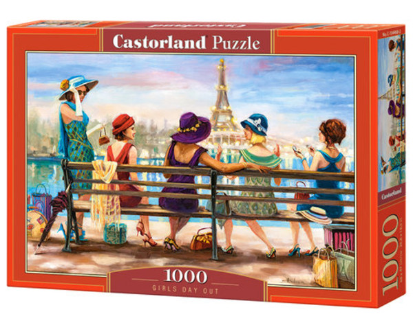 Castorland Puzzle Girls Day Out