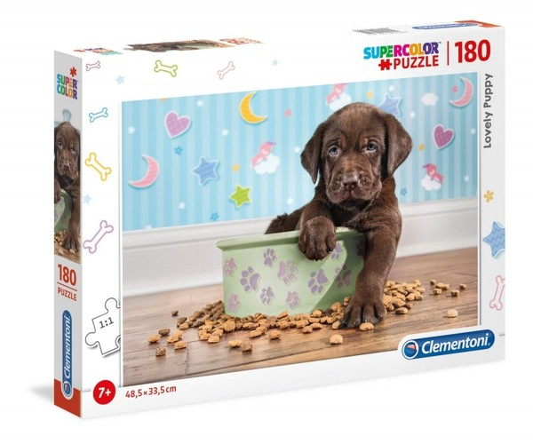 Clementoni Puzzle Lovely Puppy